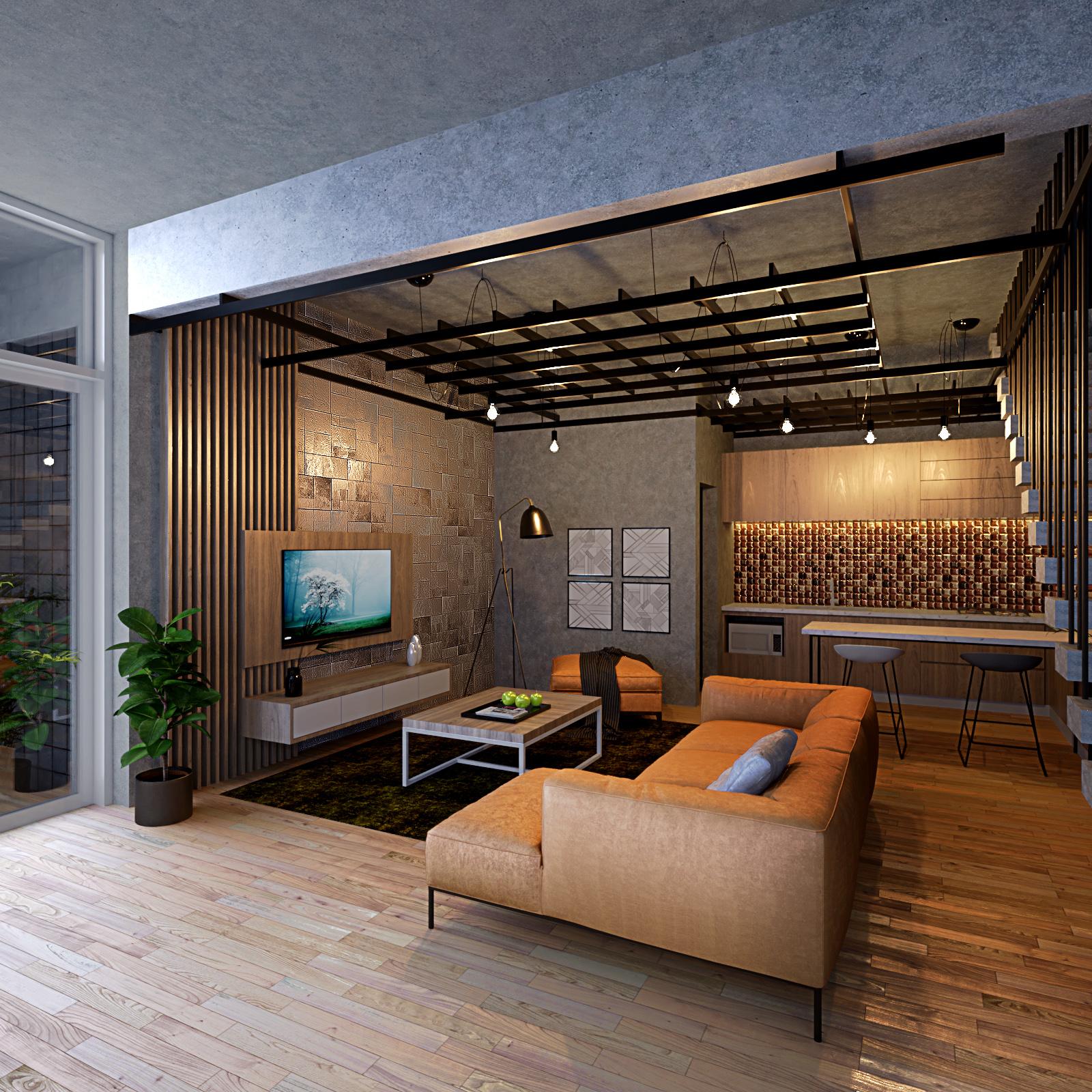 ruang keluarga 1