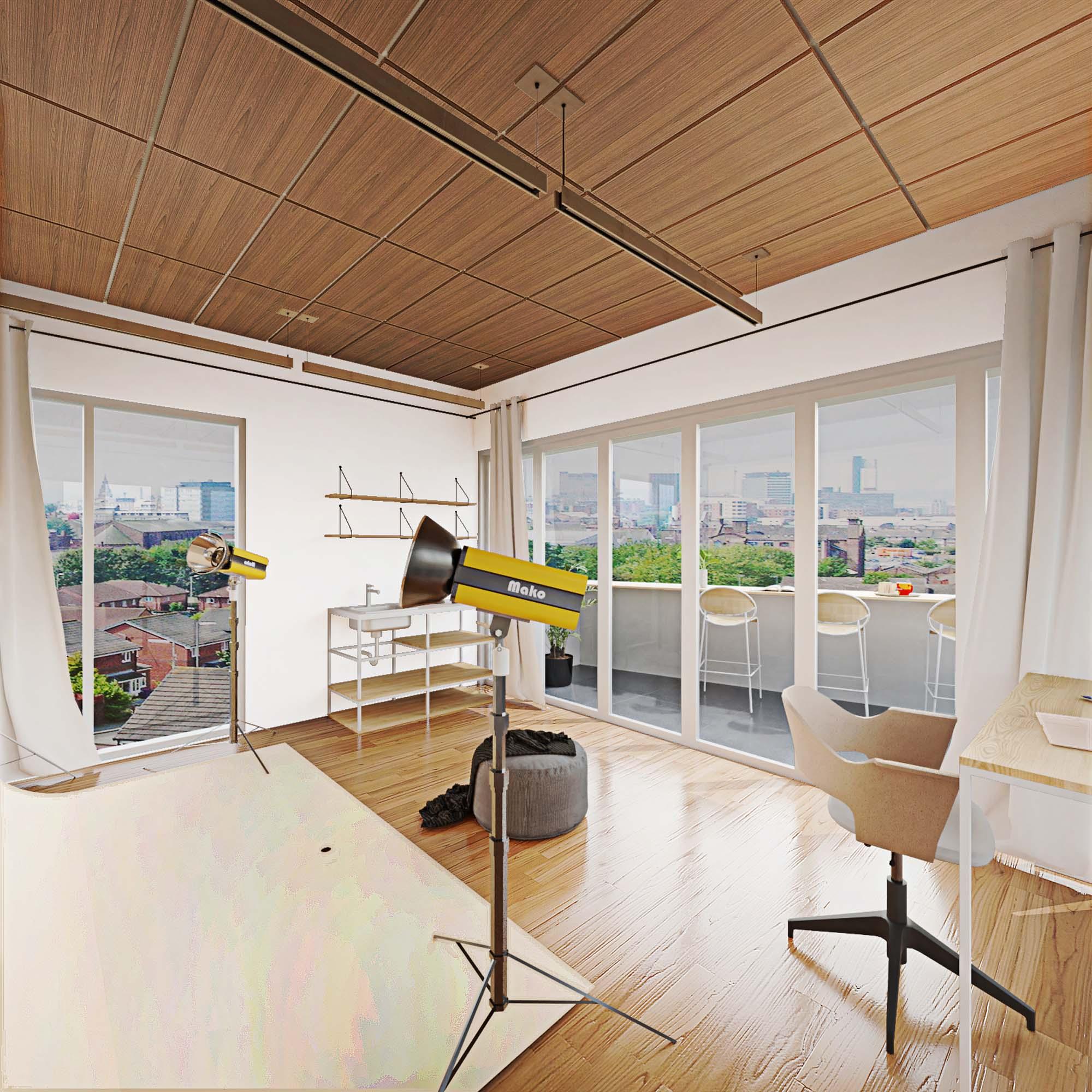 11. ruang studio